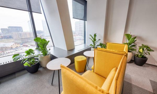 Horúci trend pri výbere nových kancelárií: Zdravie!