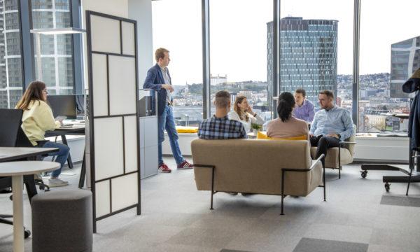 Hľadáte nové kancelárie? Zamerajte sa na tieto 4 veci!